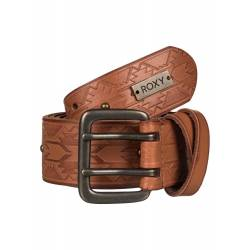Roxy Lost Rivers Leren Riem Camel