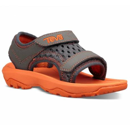 Teva kids PSYCLONE XLT GREY ORANGE