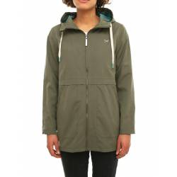 Iriedaily Nouks Jacket Light Olive for women
