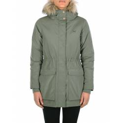 Iriedaily Fly High 2 Parka voor Dames in Light Olive
