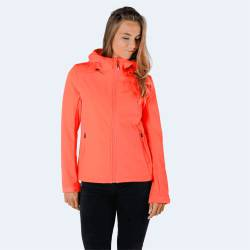 Brunotti Joos N Women Softshell Jacket Bright Pink 0355 Shine