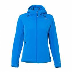 Brunotti Joos N Women Softshell Jacket0454 Neon Blue