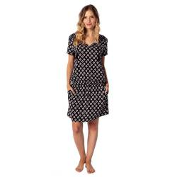 RIPCURL ODESHA GEO DRESS IN BLACK