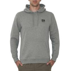 REEF Classic Hood CC Heather Grey Sweatshirts and Hoodies