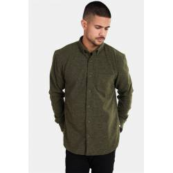Kronstadt Johan Peel Overhemd in Army Green
