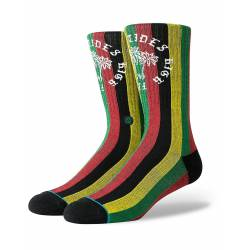 Stance High Fives Multi Color Sokken