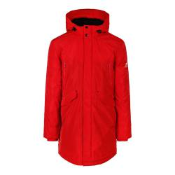 Fat Moose  High Quality Parka for Men Red M
