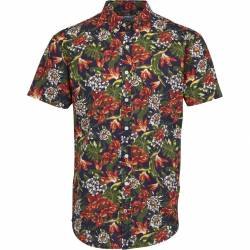 Kronstadt Johan Exotic Short Sleeve Forest / Red