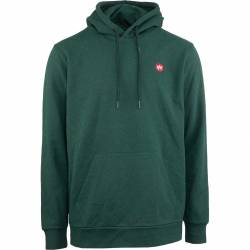Kronstadt Lars Recycled Cotton Hoodie - Khaki Green