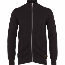 Kronstadt Cotton Zip Black XXL