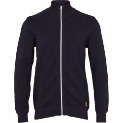 Kronstadt Cotton Zip Navy S