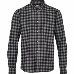 Kronstadt Johan Check Gr.18 shirt - Black