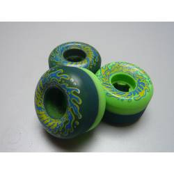 Santa Cruz Slimeball Double Take Vomit 53mm 97a