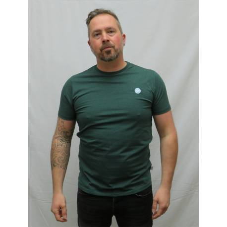 Kronstadt Timmi Recycled Cotton T-Shirt Olive
